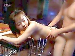 Japanse seks in de klas