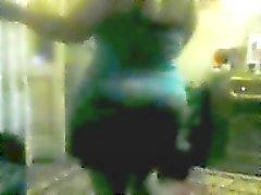 vrouw dance 1