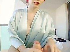 A good massage outside