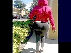Schnappschüsse Blase Butt ebony