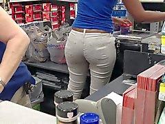 del cajero Booty
