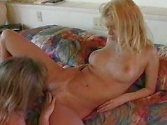 Jenna Jameson & Kylie Ireland - Up and Cummers