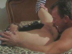 Cassie Courtland enjoys getting her moist pussy slammed