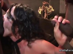 Ariella Ferrera Takes Two Cocks in Las Vegas