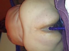 My Old Friend 2 - lauter Orgasmus mit Analkugeln und Big Dildo