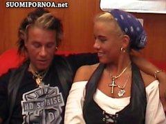 Finlandés sexvideo suomipornovideo pariskunta fistausta fin finlandia