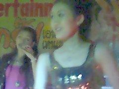Bailarina joven y sexy