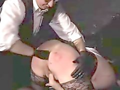 Fist anale BDSM Chubby Mature AFM-