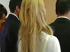 Роговой Груди Любительское порно Во лифта
