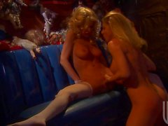 Lesbian Blonde dolls Lexi Lamour and Sammie Rhodes