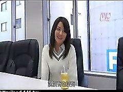 söta kvinnliga sändning bolagets affärsverksamhet debut