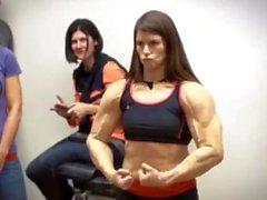 Девочки тренировка и вырастить