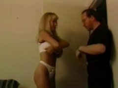 EDPOWERS - Bombshell Tina Harlow dicked before facial