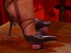 Wieder di Mal mit Geilen Schuhen