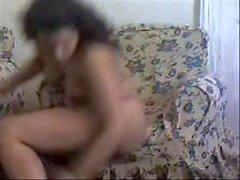 Arabien egyptiläisen tytön tanssiminen ja masterbating
