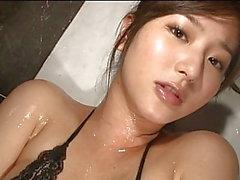 YURI - Lotion Play Wet Fetish (Non-Nude)
