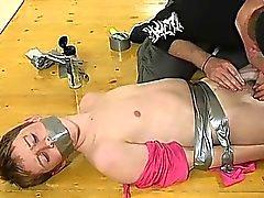 Gay skater emo bondage first time Sebastian Kane has a total