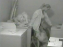 Wäscherei Zimmer Lesbisch