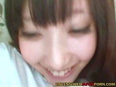 Sansürsüz Japon AV genç porno Kaori Nagahashi