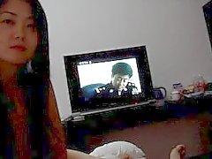 Китайская пара sextape три HD