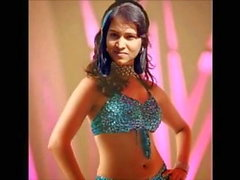 kuuma intialainen iso töppäys tyttö alasti
