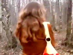 Amatör - Söt tonårskön i skogen