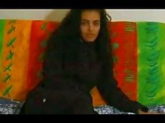 Tunesischer Arab Mädchen