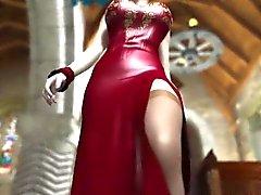 Mysterium des Schönheit 3 - heißesten 3D-Anime- Sexfilmen