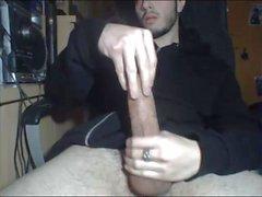 Big cock on cam - 14
