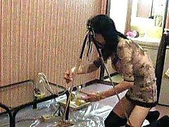 Toilet slave Mimi (2012.03.11) #3