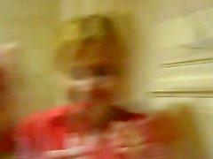 belarussischen nackte Mädchen auf Diskothek WC