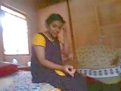 Banglan desi bhabi Rima ottamaan riskin osoittavat Devar