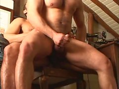 Hottest big-dicked l'homme!
