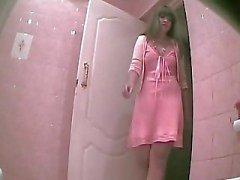 Dolda cam på toalett - 3
