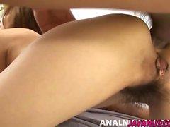 Rika threesome sexscener i livekamera