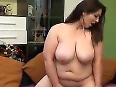 Fat And Busty Mother Strips