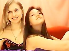 Bisexual Lo chicas adolescentes lámase y follar