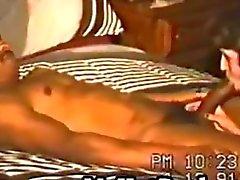 Libertino mami del vintage cums del hardcore de juguete erótico el ébano