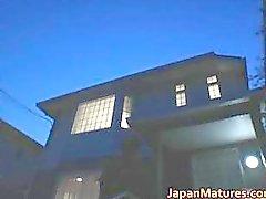 Los bebés maduras japanese cachondos mamando parte 3