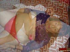 LatinaGrannY Amateur BBW madura Fotos de slide