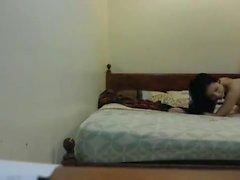 bebé indonesio de bf nepali en Malasia una