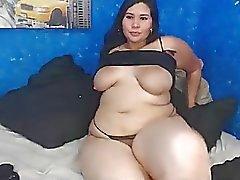 Млечный латинские толстушки