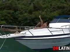 Le A putain de Boat