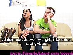 FemaleAgent . Erstaunlich asiatischen Sensation
