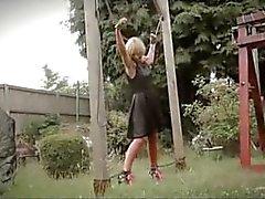 chainned im Freien