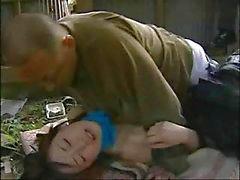 Love story Japón con este pequeño adolescentes clavado por más viejo individuo