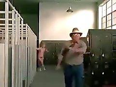 Girls Strip in Locker Room