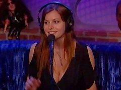 Ginger Jolie y Victoria Zdrok - Howard Stern Show 2005