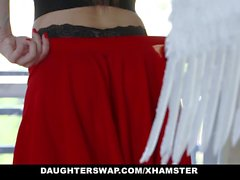 DaughterSwap - Hot Filhas Enganadas E Fodidas Por Paizinhos