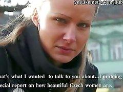 Иннокентия чешская девушка требует денег у незнакомцу